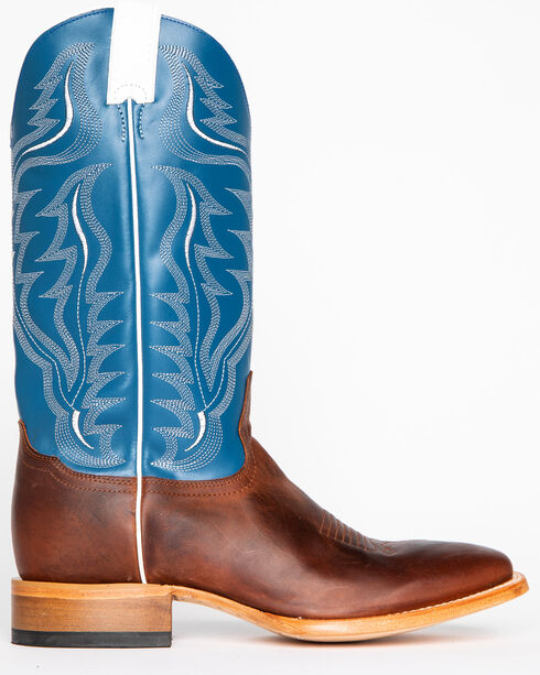 Cody James Men's Stockman Cowboy Boots - Square Toe, Copper, hi-res