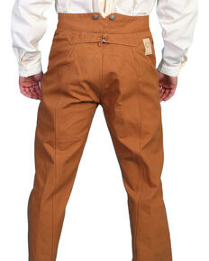 9eb32b9f Wahmaker by Scully Canvas Saddle Seat Pants - Tall
