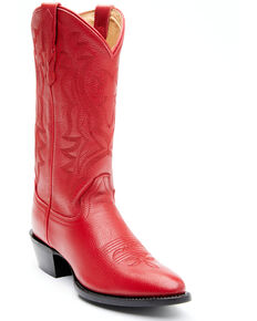 Shyanne Women's Rosa Western Boots - Round Toe, Red, hi-res