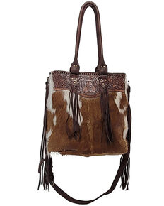Kobler Women's Sonora Crossbody Bag, Brown, hi-res