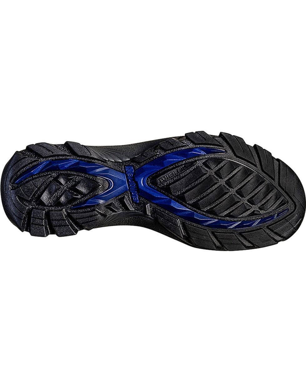 Nautilus Men's ESD Waterproof Work Shoes - Comp Toe, Brown, hi-res