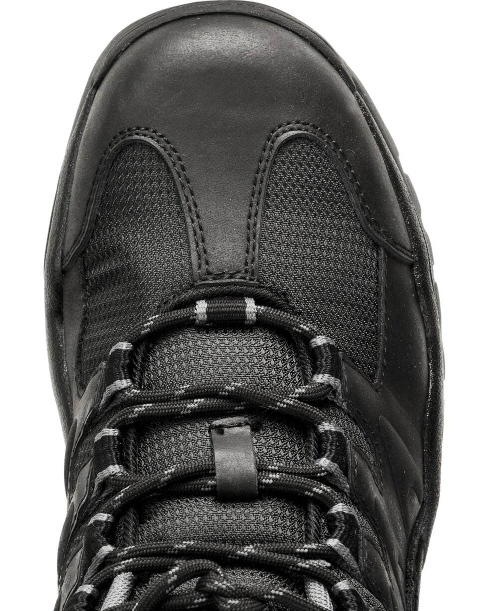 Harley Davidson Men's Jett Lace-Up Boots, Black, hi-res