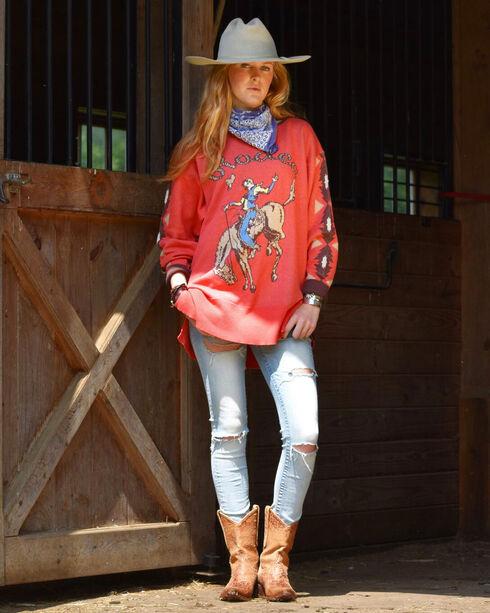 Tasha Polizzi Women's Rodeo Crew Sweater, , hi-res
