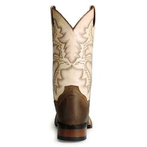 Dan Post Gel-Flex Cowgirl Certified Western Boots, Tan, hi-res