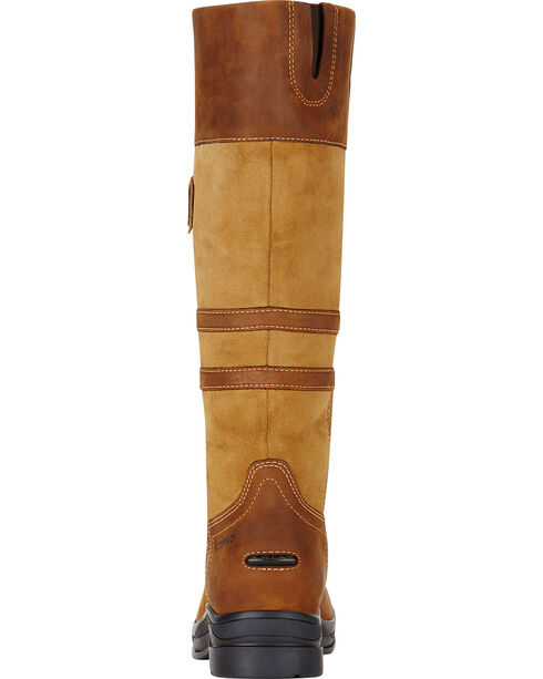 Ariat Women's Cider Brown Ambleside H2O English Boots, , hi-res