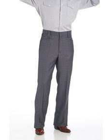 12bebe6be276 Circle S Mens Slate Grey Dress Pants, Grey, hi-res