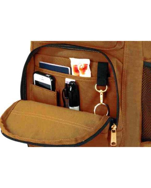 Carhartt Brown Legacy Standard Work Pack, Brown, hi-res