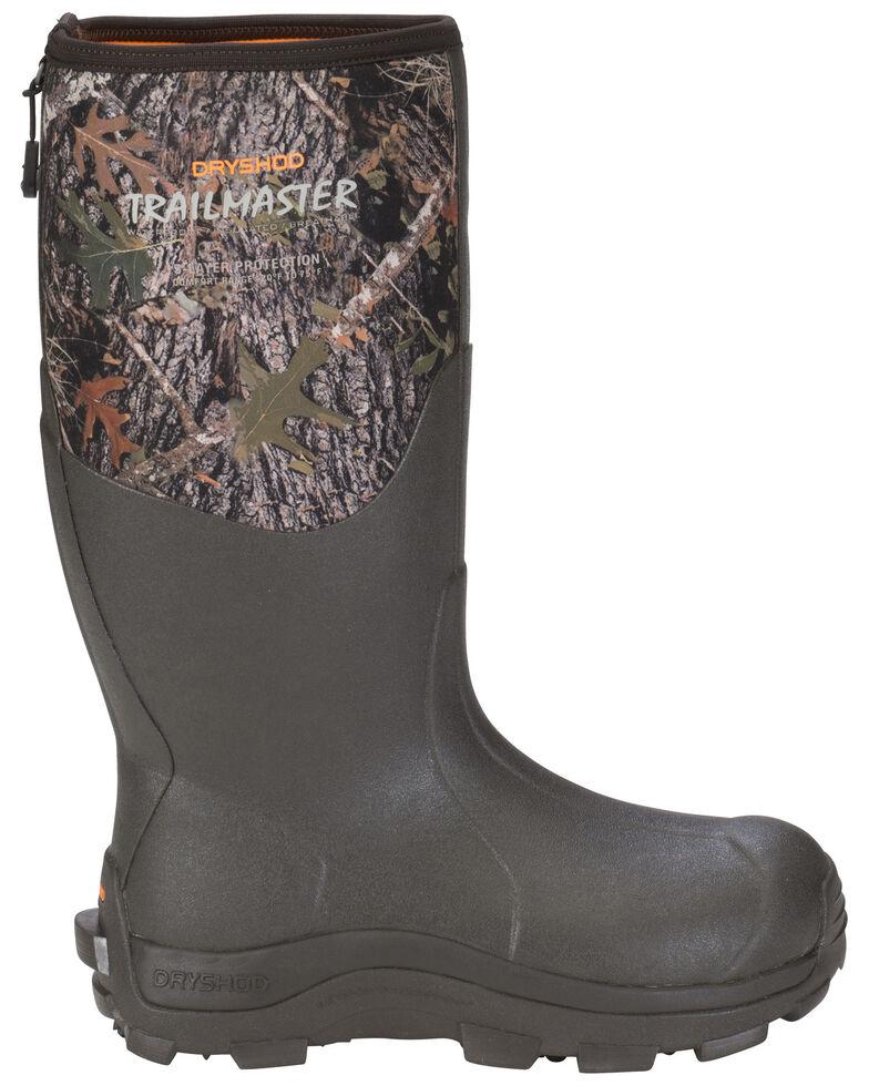 Dryshod Men's Camo Trailmaster Hunting Boots, Camouflage, hi-res