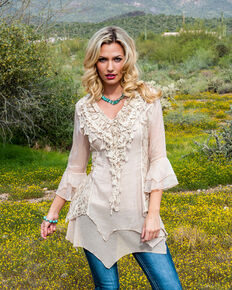3669a780e22c47 Western Tops for Women: Embroidered & More - Sheplers
