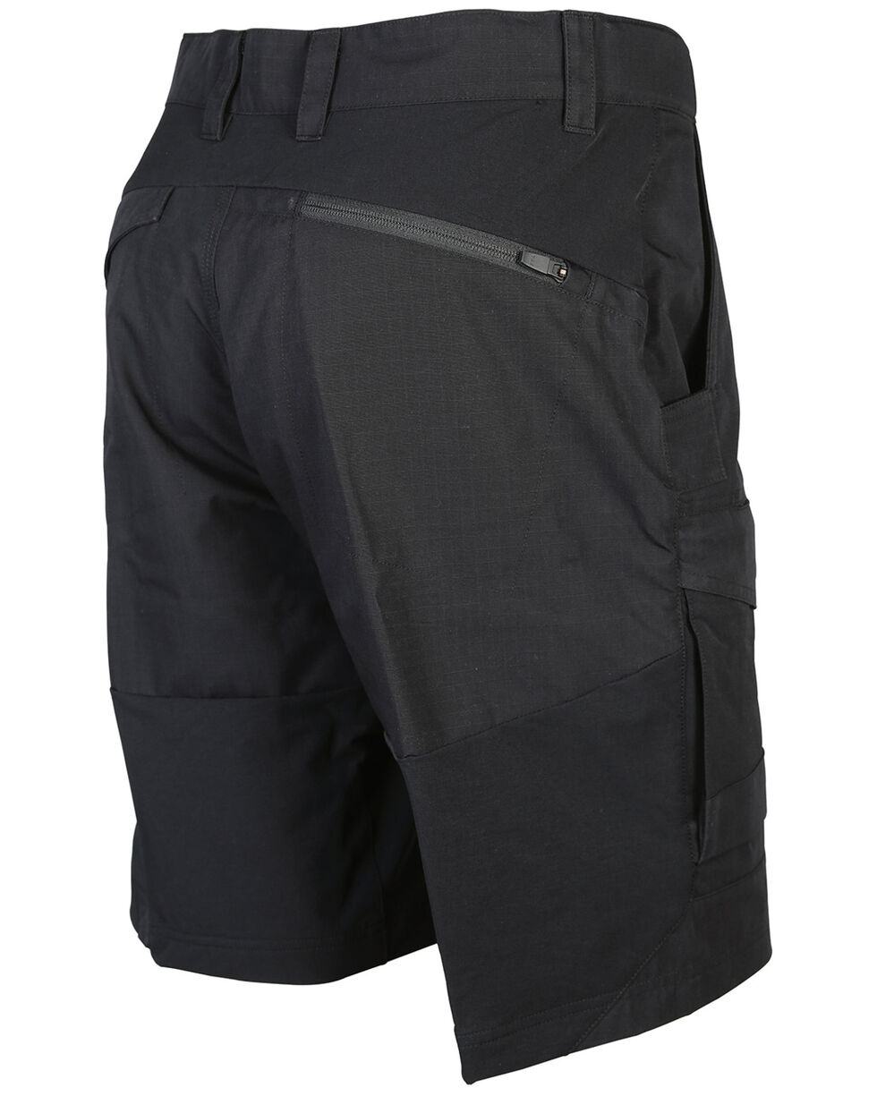 Tru-Spec Men's 24-7 Xpedition Shorts , Black, hi-res