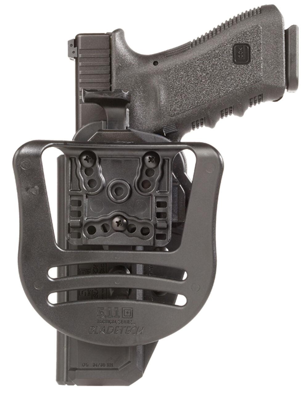 5.11 Thumbdrive Holster - Glock 19/23 (Left Hand), Black, hi-res