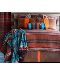 Carstens Canyon View Twin Bedding - 4 Piece Set, Brown, hi-res