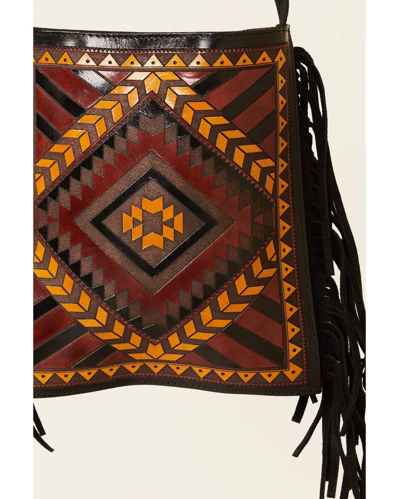 Idyllwind Women's Broken Trails Crossbody Bag, Brown, hi-res