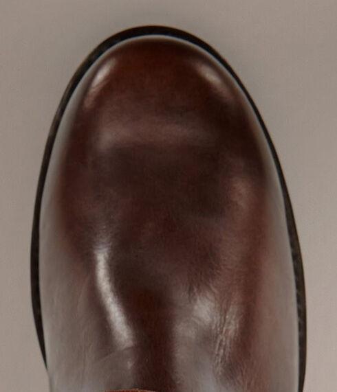 Frye Warren Pull On Boots, Dark Brown, hi-res