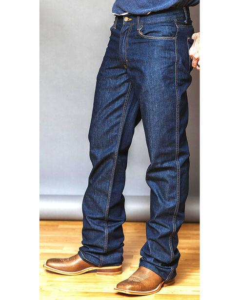 Kimes Ranch Men's Dark Indigo Chuck Jeans - Straight Leg , Indigo, hi-res