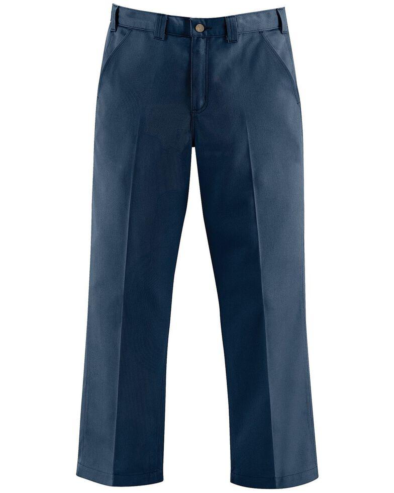 Carhartt Blended Twill Chino Work Pants - Big & Tall, Navy, hi-res