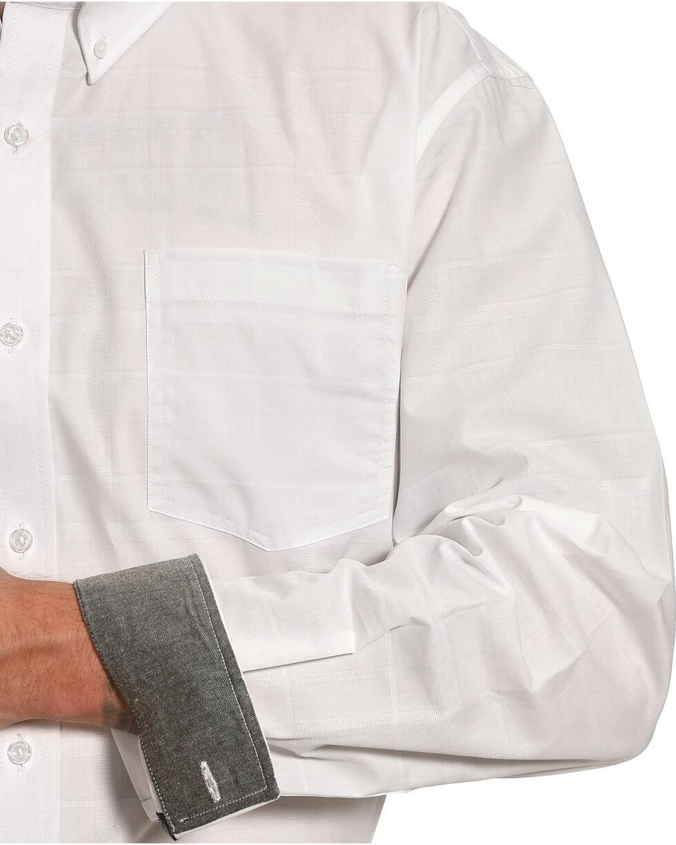 Cody James Men's White Cloud Long Sleeve Shirt, White, hi-res