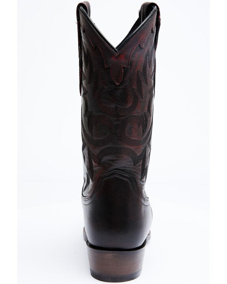 Cody James Men's Fair Oaks Western Boots - Snip Toe, Black Cherry, hi-res