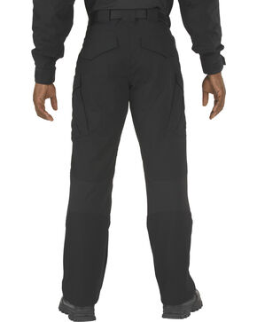 5.11 Tactical Stryke TDU Pants - Unhemmed - Big Sizes (46-54), Black, hi-res