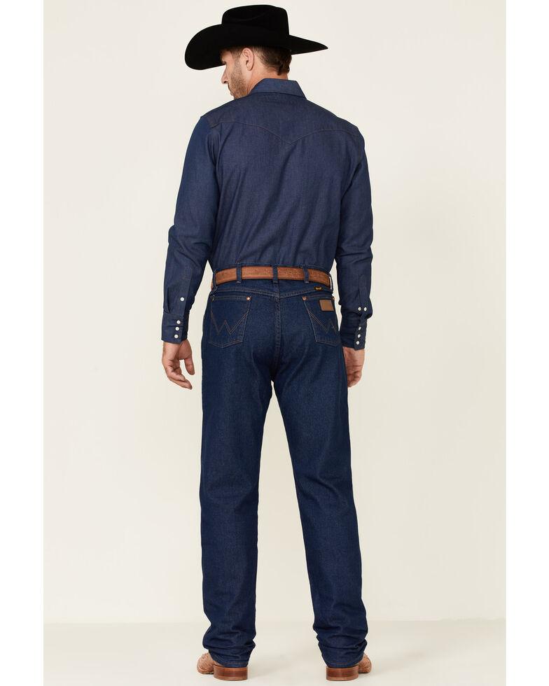 Wrangler Men's 13MWZ Cowboy Cut Original Fit Prewashed Jeans , Indigo, hi-res