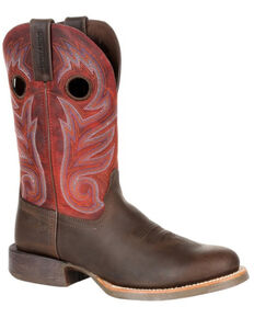 Durango Men's Rebel Pro Dark Chestnut Western Boots - Round Toe, Chestnut, hi-res