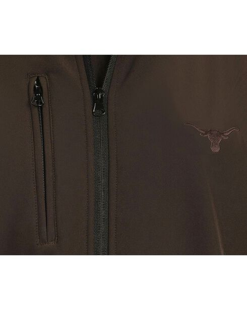 Exclusive Gibson Trading Co. Brown Performance Jacket, Brown, hi-res