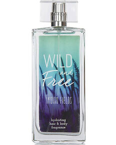 Tru Fragrances Women's Wild & Free Indigo Fields Perfume Spray, No Color, hi-res