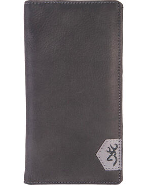 Browning Men's Tri-Fold Executive Wallet , Black, hi-res