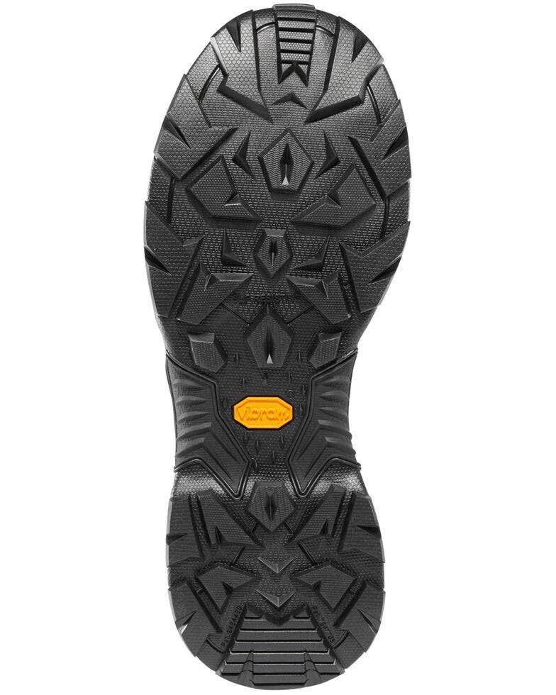 """Danner Men's Black Striker Bolt 4.5"""" Duty Boots - Round Toe , Black, hi-res"""