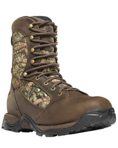 Danner Men's Pronghorn Camo Work Boots - Soft Toe, No Color, hi-res