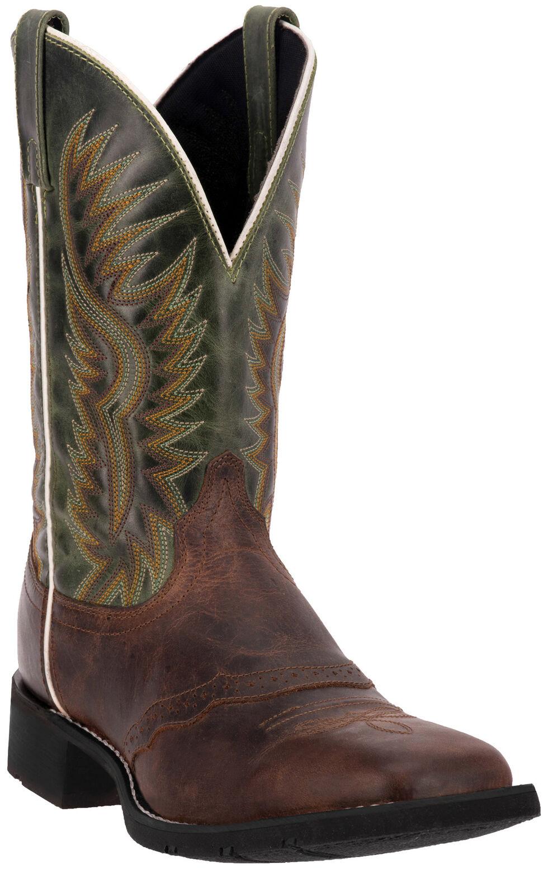 Laredo Men's Jhase Western Boots - Square Toe, , hi-res