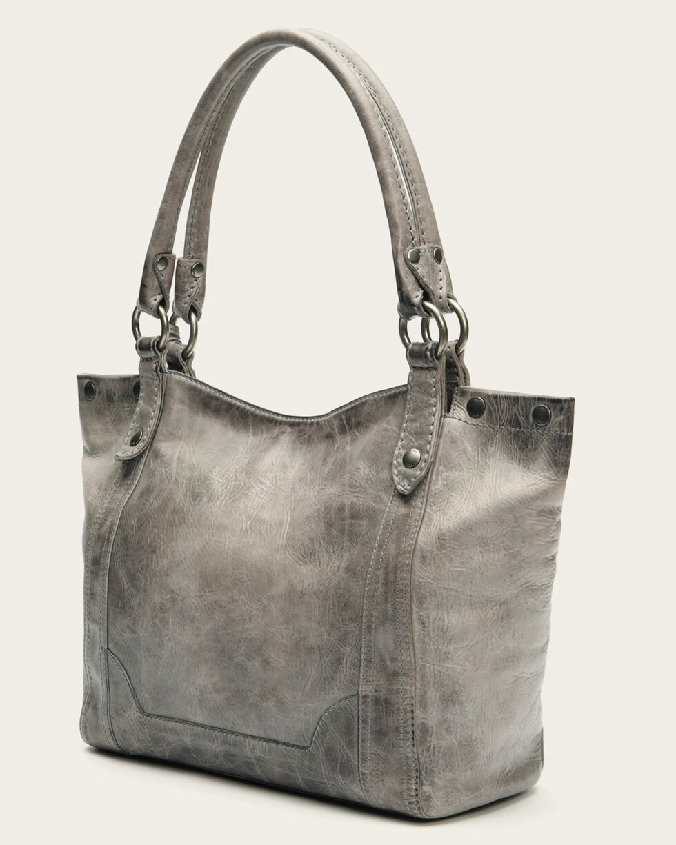 Frye Women's Ice Melissa Shoulder Bag , Grey, hi-res