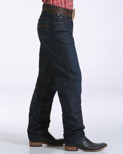 Cinch Men's Indigo Loose Fit Label 2.2 Jeans - Straight Leg , Indigo, hi-res