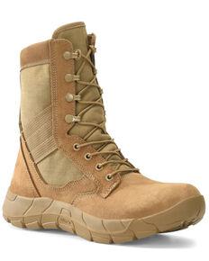 Corcoran Men's Hot Weather Tactical Boots - Soft Toe, Tan, hi-res