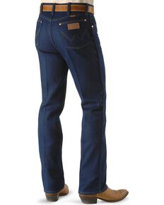 "Wrangler Jeans - 947 Regular Fit Stretch - Big 44"" to 54"" Waist, Indigo, hi-res"