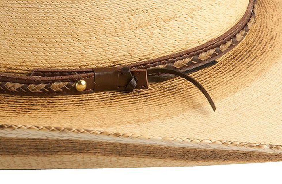 Jason Aldean Georgia Boy Palm Leaf Cowboy Hat , Natural, hi-res