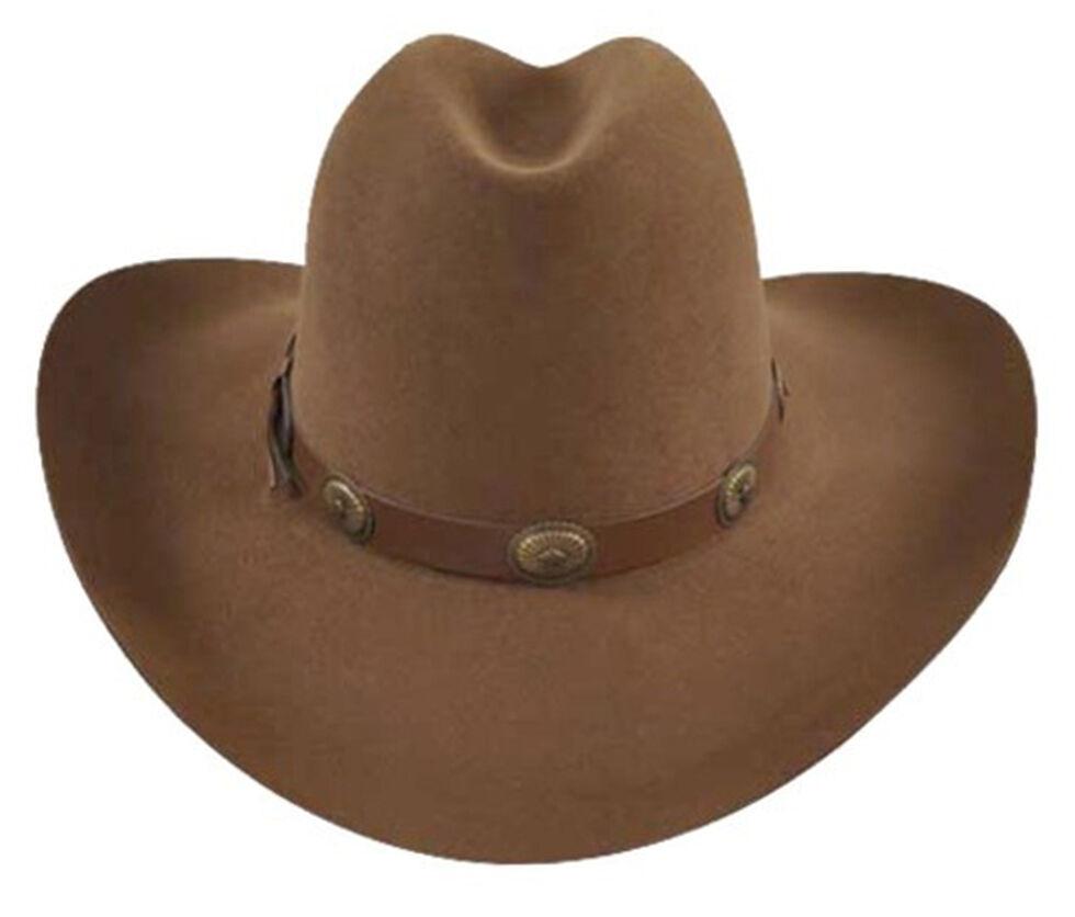 75b04ef9c6115 Bailey Western Tombstone Pecan Brown Hat