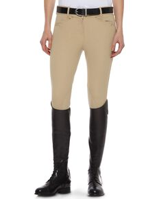 51e2302b1dd27 Ariat Womens Heritage Low Rise Riding Breeches