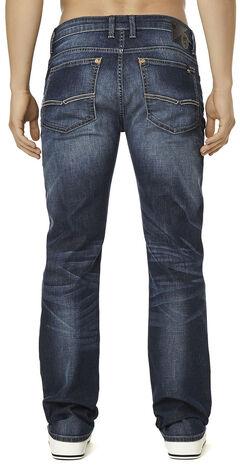 Buffalo Men's Six X Jeans - Straight Leg , Denim, hi-res