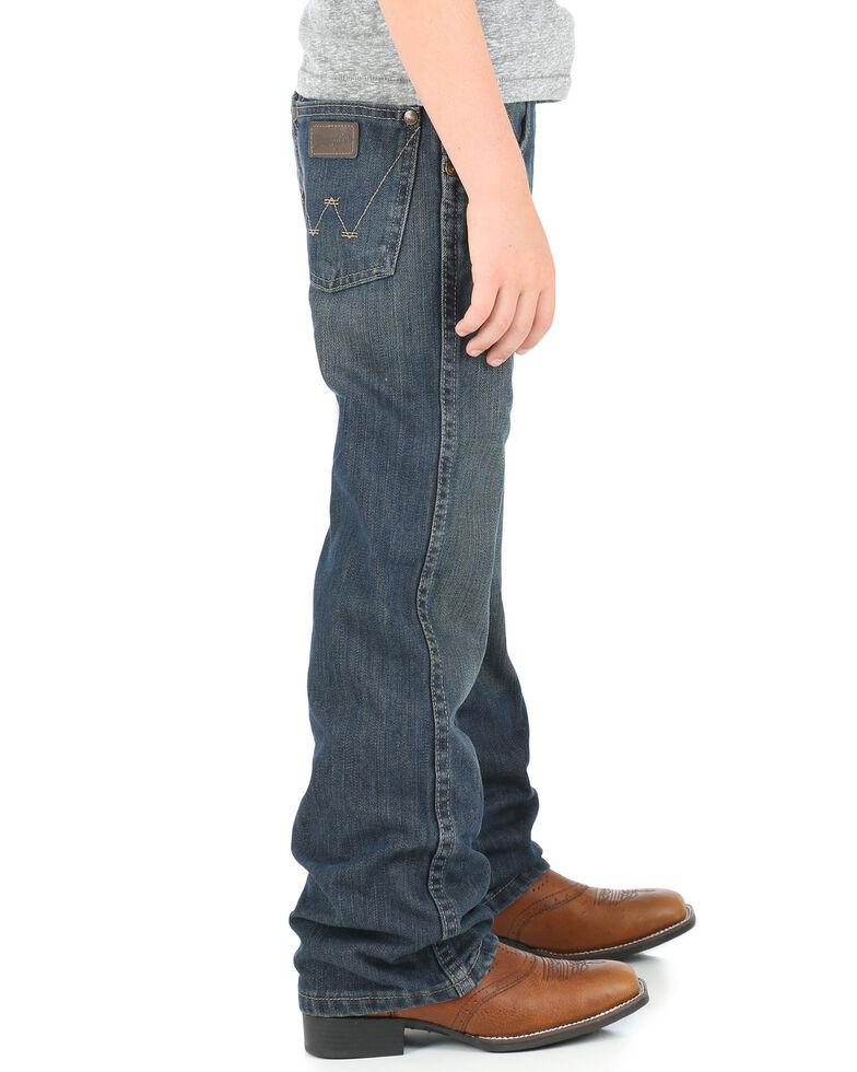 Wrangler Boys' Retro Night Sky Jeans - 8-16, Denim, hi-res