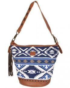 STS Ranchware By Carroll Durango Serape Shopper Bag, Multi, hi-res