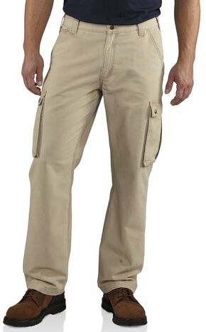 Carhartt Rugged Cargo Pants, Tan, hi-res