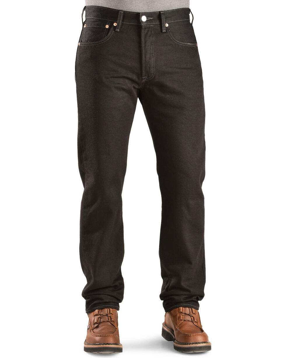 Levi's  501 Jeans - Original Prewashed, Blk Magic, hi-res