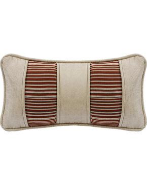 HiEnd Accents Faux Leather Pillow , Multi, hi-res