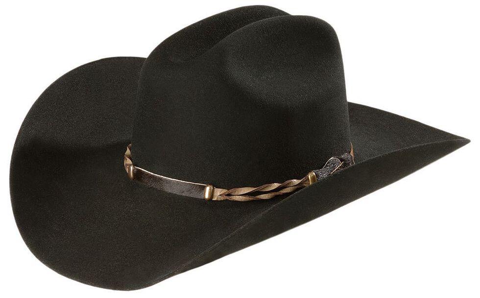 Stetson 4X Portage Buffalo Felt Cowboy Hat  4467221ec8a