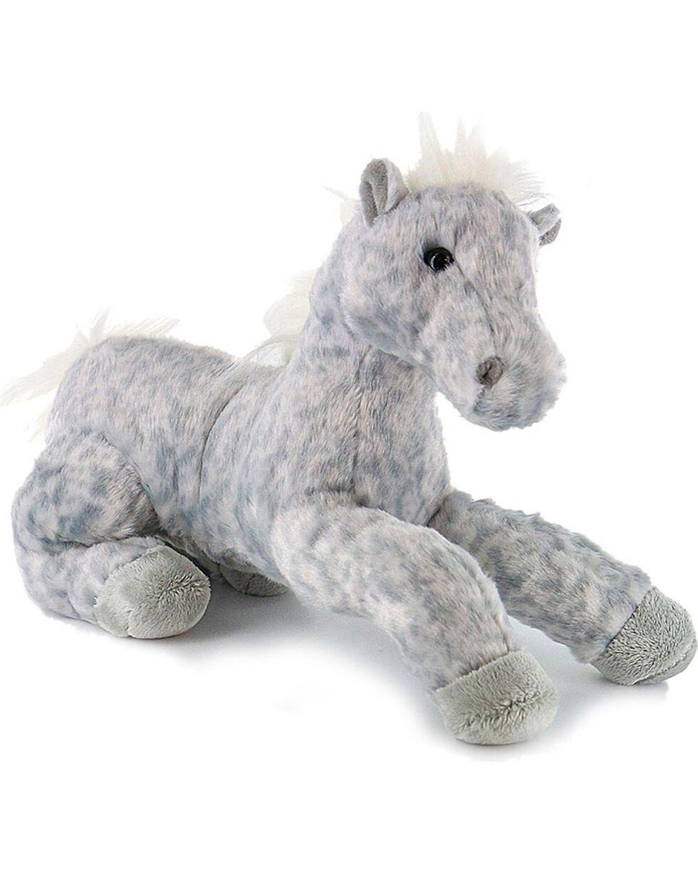 Aurora Flopsies Dusty Horse Plush Toy, Grey, hi-res