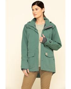 Carhartt Women's Musk Green Shoreline Jacket , Green, hi-res
