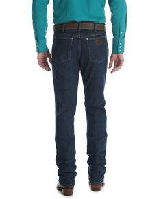 Wrangler Men's Midnight Rinse Premium Performance Cowboy Cut Slim Jeans , Indigo, hi-res