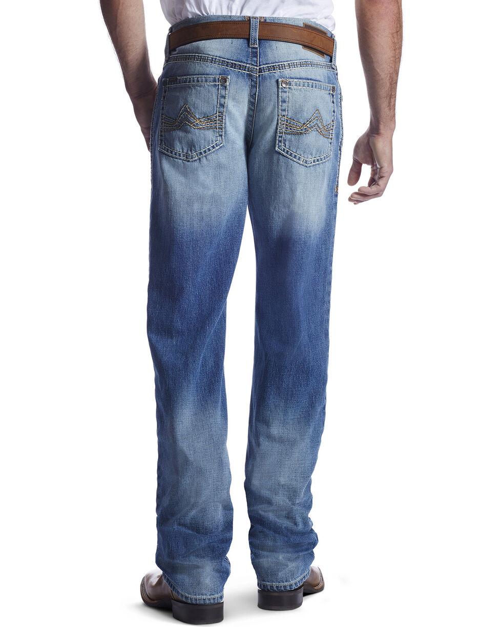 Ariat Men's M2 Troy Ashwood Denim Boot Cut Jeans, Indigo, hi-res