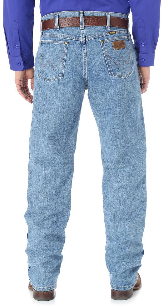 Wrangler Men's Premium Performance Cool Vantage Cowboy Cut Regular Fit Jeans, , hi-res